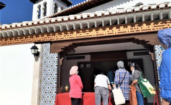 Granada Camii Vakfı'ndan Ramazan yardımı yapan TİKA'ya teşekkür