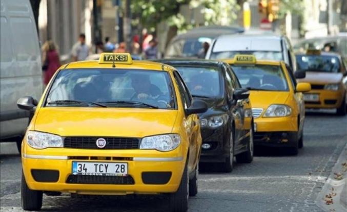 5 bin yeni sarı taksi plakası için masaya oturuldu