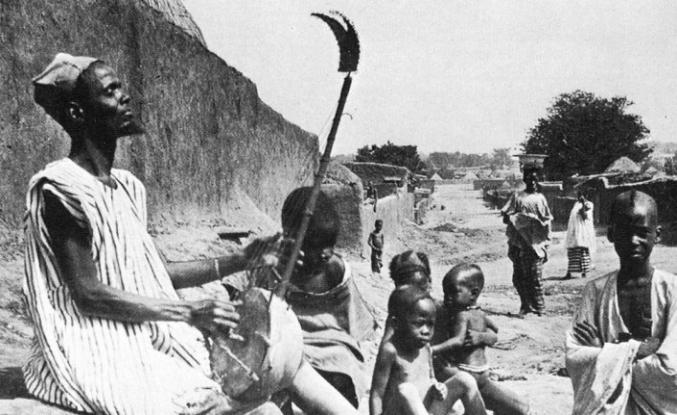 Batı Afrika'nın sözlü bilgeleri: Griotlar
