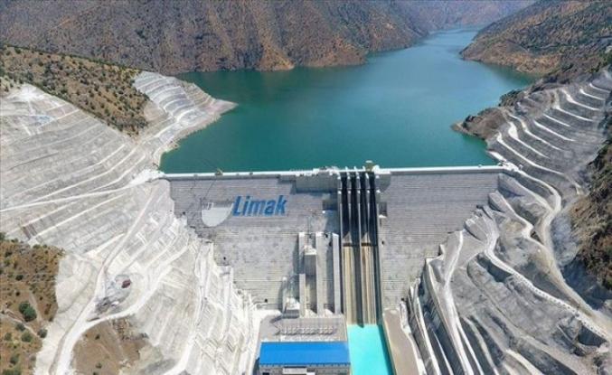 Çetin Barajı ve Hidroelektrik Santrali hizmete girdi