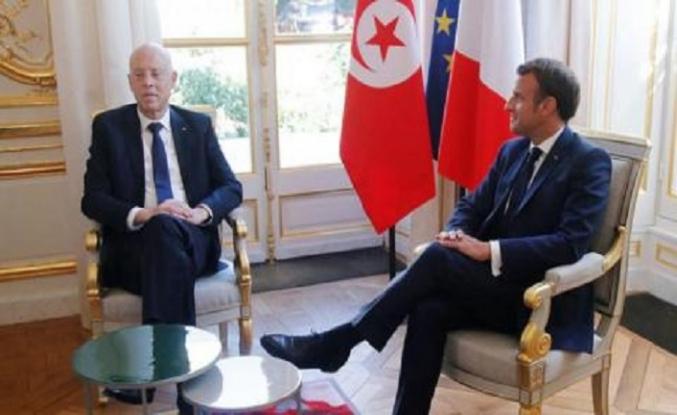 Libya krizi ve Tunus'ta siyasi istikrarsızlığın gölgesinde Said'in Fransa ziyaretinin anlamı