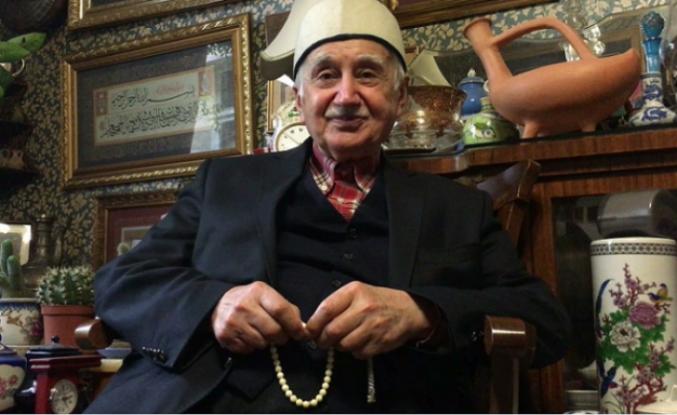Vefatının birinci yılında üstad Mehmet Şevket Eygi