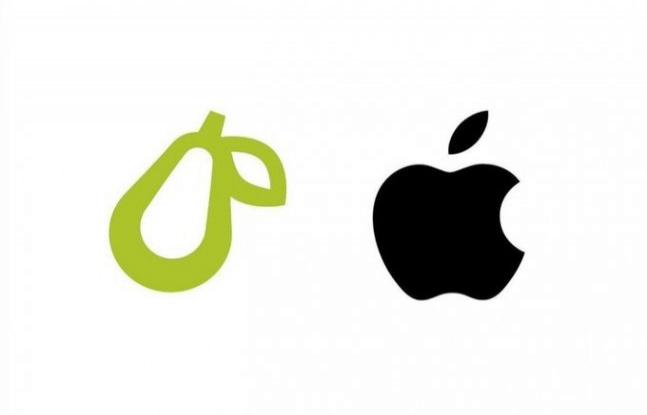 Apple'ın ikonik logosuna armut uyarlayan firmaya dava açıldı
