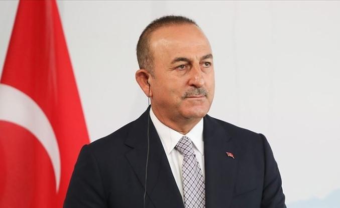 Bakan Çavuşoğlu: İnsani ve göç konusunda üstlendiği sorumluluklar için Türkiye'ye teşekkür edilmeli