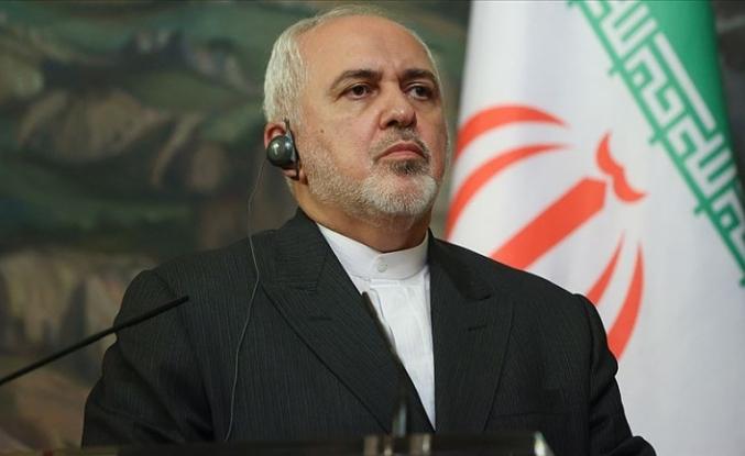 Bakan Zarif: Filistin, Arap ve İslam alemi bu anlaşmayı başarısızlığa uğratabilecek güçte