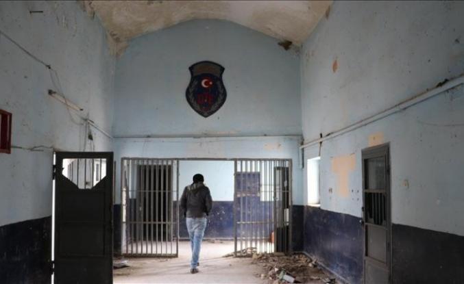 Cezaevi içerisindeki ilk Adalet Mesleki Eğitim Merkezi açıldı