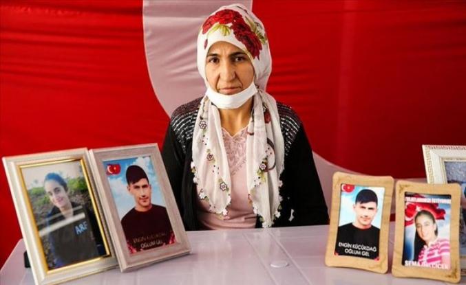 Diyarbakır annelerinin evlat nöbeti 347'nci gününde sürüyor
