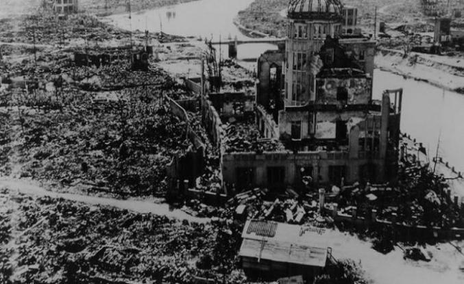 Hiroşima ve Nagazaki'ye atom bombası atılmasının üzerinden üç çeyrek asır geçti