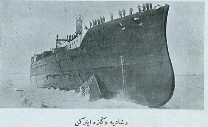 Tarihte bugün (3 Ağustos): İngiltere Osmanlı gemilerine el koydu