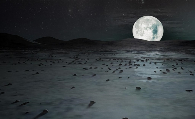 Chang'e 5 uzay aracı Ay'a indi