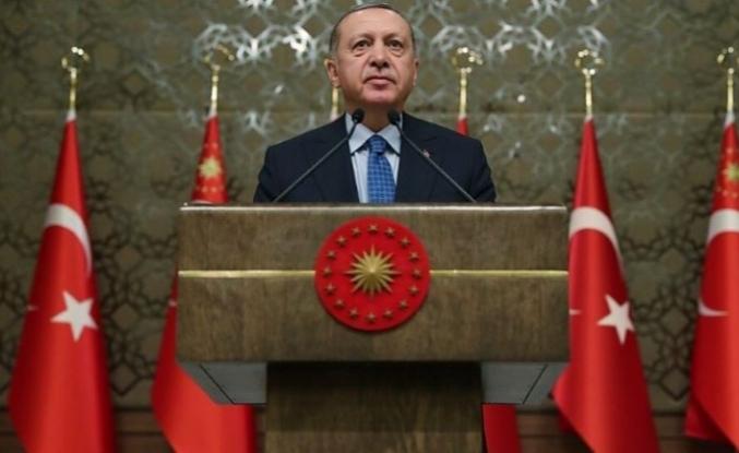 Erdoğan: Türkiye kültür ve sanatta prangalarından kurtulmuştur