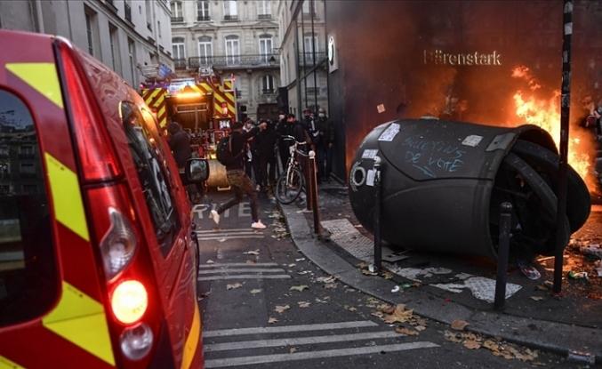'Fransa'daki güvenlik yasa tasarısı kapsamlı bir şekilde revize edilmeli'