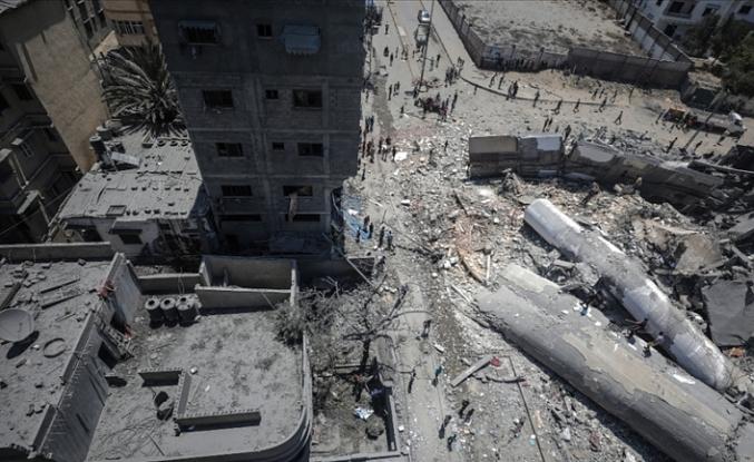 Hamas: Bahreyn, Filistin'e karşı İsrail'in yanında