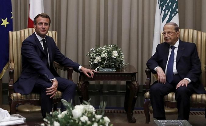 Lübnan hükümetine Fransız eli değsin çağrısı