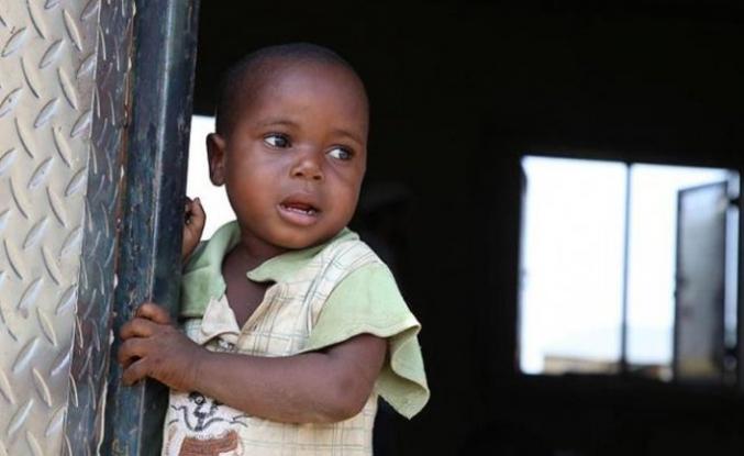 Nijerya'da 10 kadın ve çocuk tutsak evinden kurtarıldı