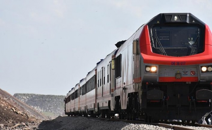 Türkiye'den Çin'e ilk tren kalkıyor