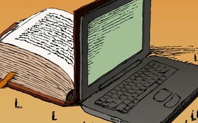 Kitaba internet darbesi
