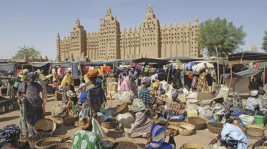 Müslüman Afrika'nın kalbi: Mali