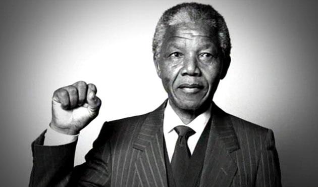 Irkçılıkla mücadenin sembol ismi: Mandela