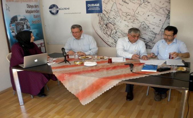 Doğu Türkistan'ın  Dünü ve Bugünü