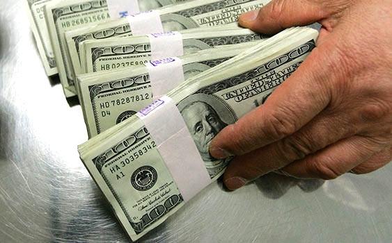 Dolar 2,88 bandında
