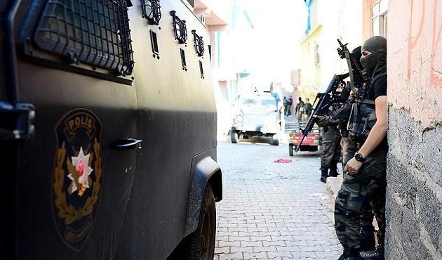 Gaziantep'te 'özel güvenlik bölgesi' uygulaması