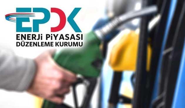 EPDK'dan 9 şirkete 2,5 milyon lira ceza