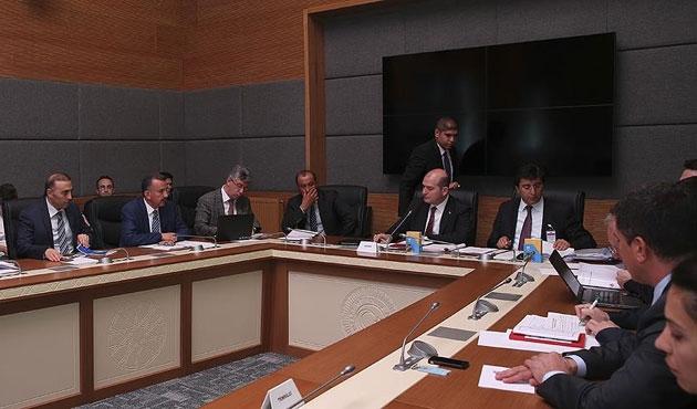 Uluslararası İşgücü tasarısına komisyon onayı