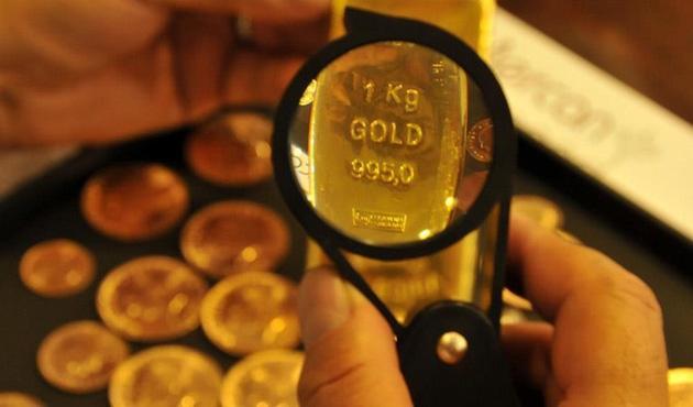 Altın ithalatı ilk yarıda ikiye katlandı