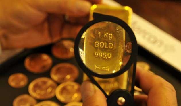 Altının gramı 128 liraya geriledi