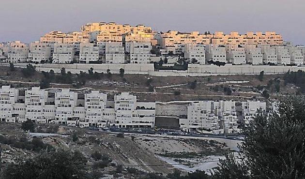 İsrail, Batı Şeria'da geniş çaplı çalışmalar planlıyor