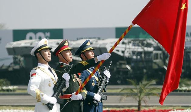 Çin'den Kuzey Kore sınırına asker yığdığı iddialarına cevap
