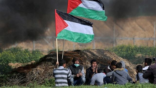 İsrail Gazze'ye saldırdı: 2 şehit