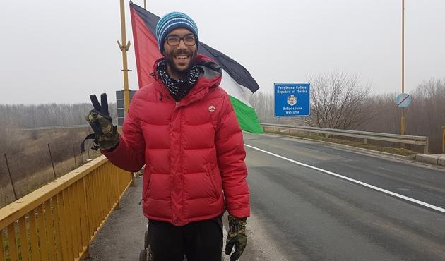 İsveç'ten Filistin'e kutlu bir yolculuk!