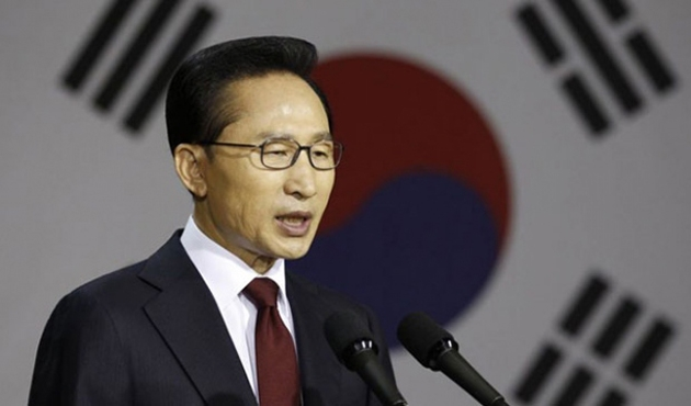 Güney Kore'de, tutuklu eski Devlet Başkanı hakkında dava açıldı