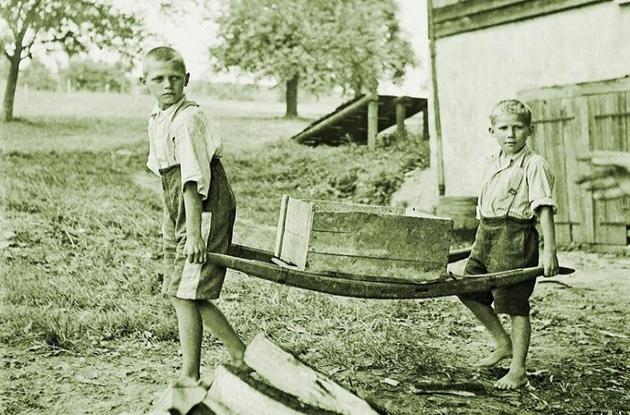 İsviçre'nin köle çocukları Verdingkinderler
