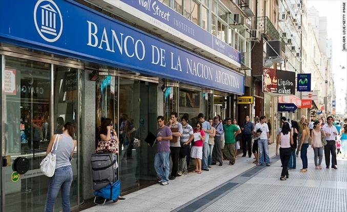 Arjantin, IMF'ye 50 milyar dolar borçlandı