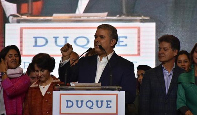 Kolombiya'da yeni devlet başkanı belli oldu