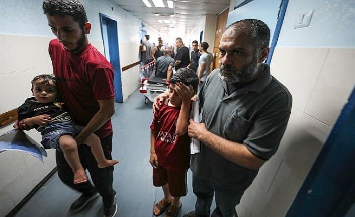 İsrail'in Gazze'ye düzenlediği hava saldırısında 2 çocuk hayatını kaybetti
