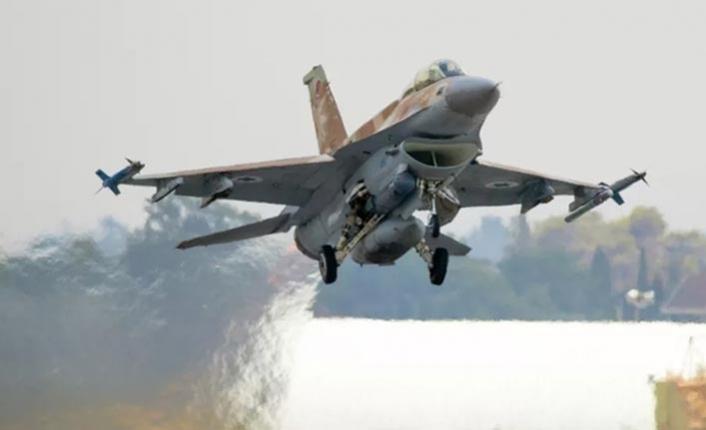 İsrail'in Suriye'ye saldırdığı iddiası