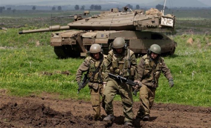 Suriye ordusundan kaçan siviller İsrail sınırından geri çevrildi