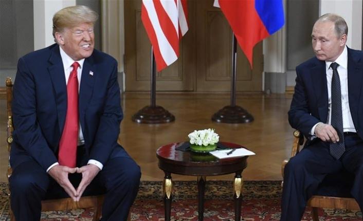 Trump ve Putin zirvesi başladı