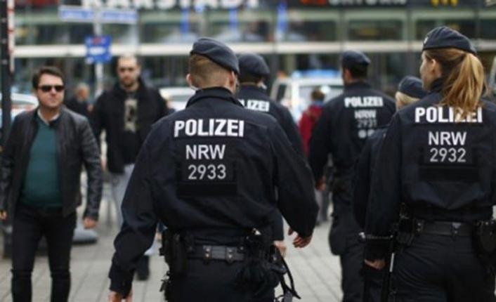 Türk fırınına saldıran Alman yakalandı