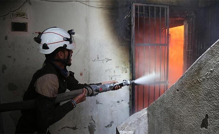 Ürdün'den Suriye'deki 422 Beyaz Baretliye geçiş izni çıktı