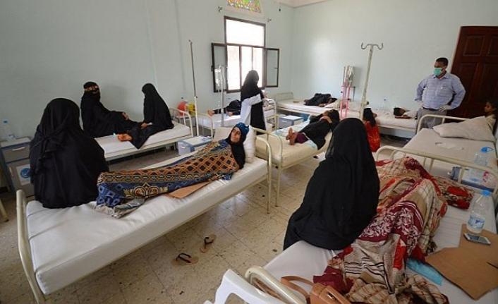 Yemen'de şimdi de dang humması korkusu