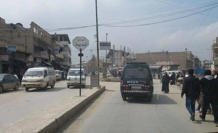YPG'lilerin Münbiç'i terk ettiği iddiası
