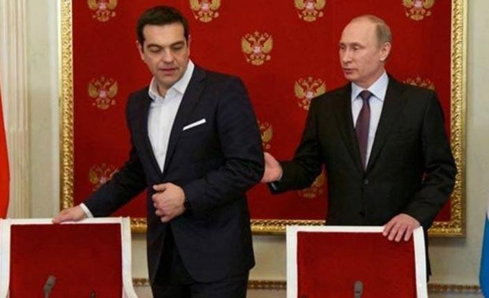 Yunanistan ve Rusya arasındaki 'diplomat krizi' sürüyor