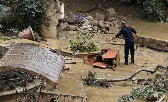 İtalya'nın güneyinde sel felaketi