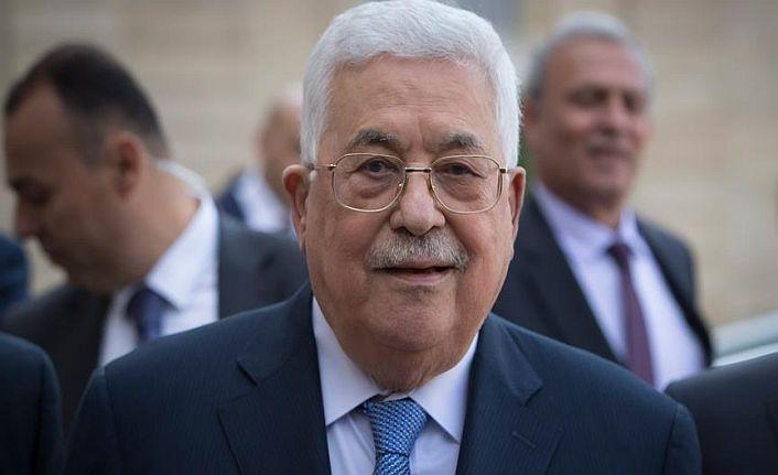 Abbas İsrail'le görüşmeye her türlü hazır