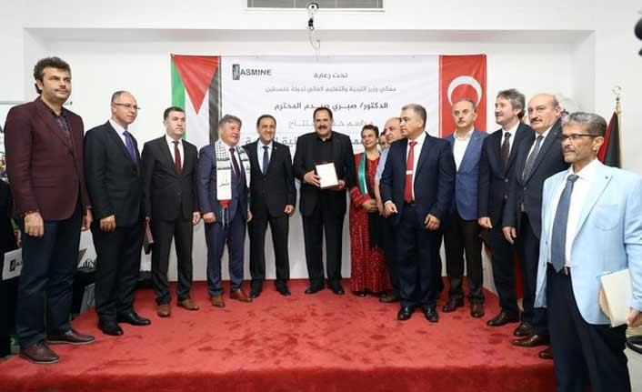İstanbul'da Filistin müfredatlı okul